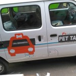 Pet Taxi CollarFolk